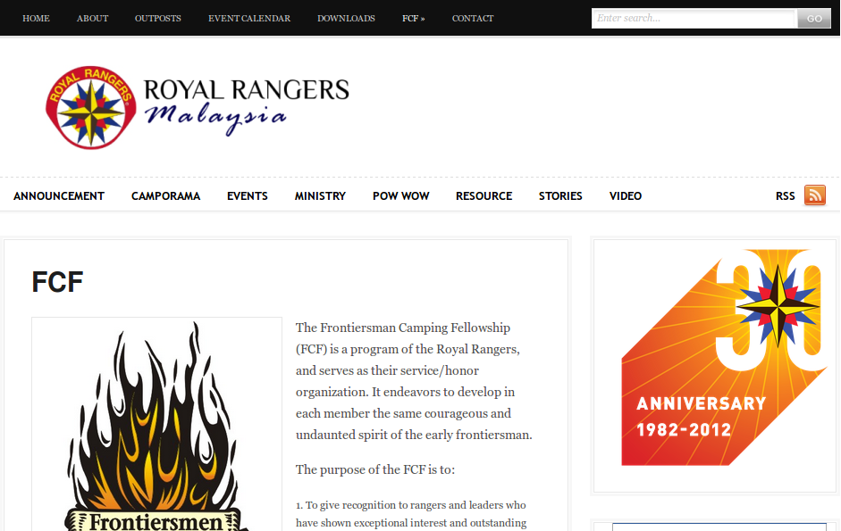 fwg client: RoyalRangers Malaysia