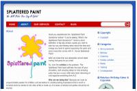 fwg client: Splattered Paint